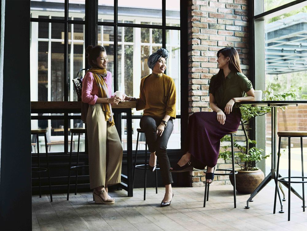 优衣库即将面市的设计师联名系列,包括穆斯林女性的头巾?