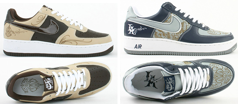 Athletic in Brand:Nike, Product Line:Air Force One, Material:Canvas
