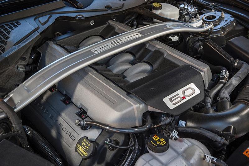 野马系列集齐,今天福特在中国上市了 Mustang V8 GT | 理想生活实验室 - 为更理想的生活