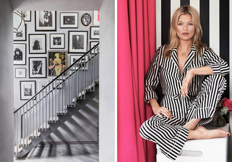 红了二十年的超模 Kate Moss,转行做起室内设计也还不错 | 理想生活实验室 - 为更理想的生活