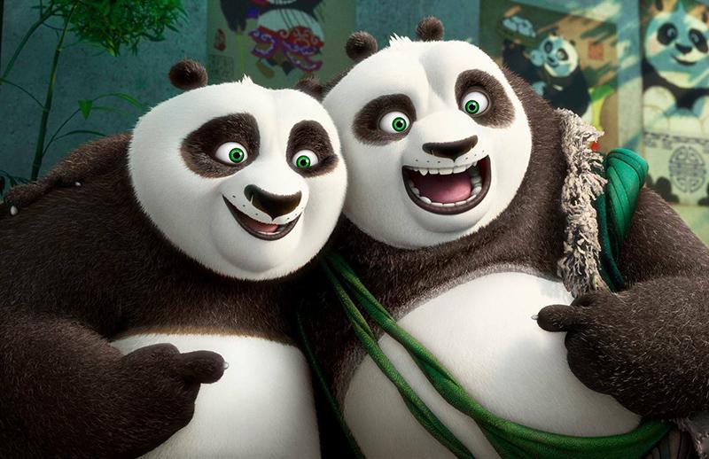 今年 中国好声音 决赛,周杰伦请来 功夫熊猫 阿宝助阵