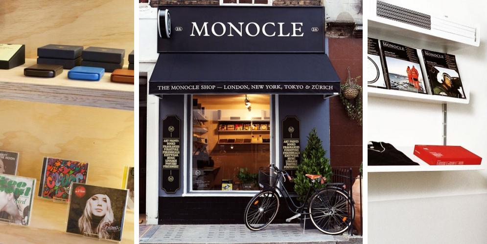 有人说印刷品不行了,不服气的《MONOCLE》就开了间咖啡馆卖书刊 | 理想生活实验室 - 为更理想的生活