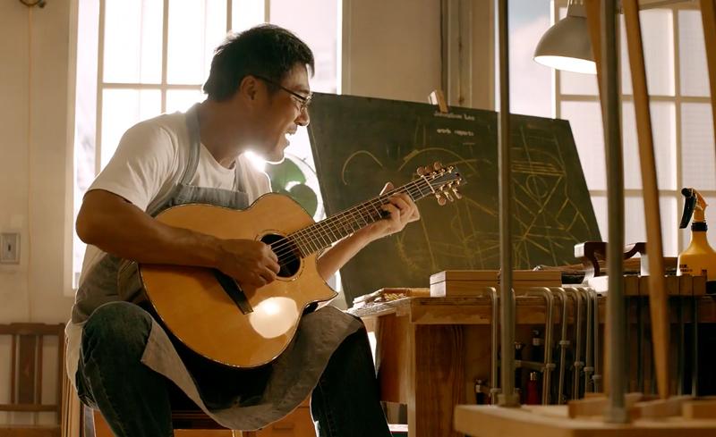 李宗盛 Lee Guitars + 阿信 StayReal Café = 明年魔都又要多一家热门店了 | 理想生活实验室 - 为更理想的生活