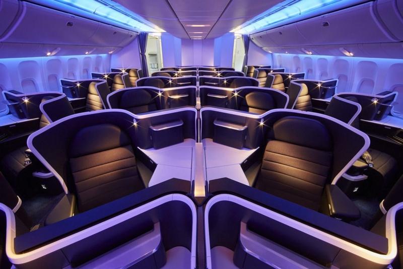 最奢华的商务舱该什么样?维珍航空说要有双人大床还有空中专享酒吧 | 理想生活实验室 - 为更理想的生活