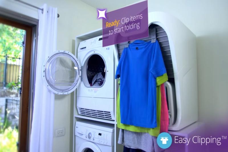 懒人的福音,美国这款折衣机不仅能熨烫还能帮衣服喷香水 | 理想生活实验室 - 为更理想的生活