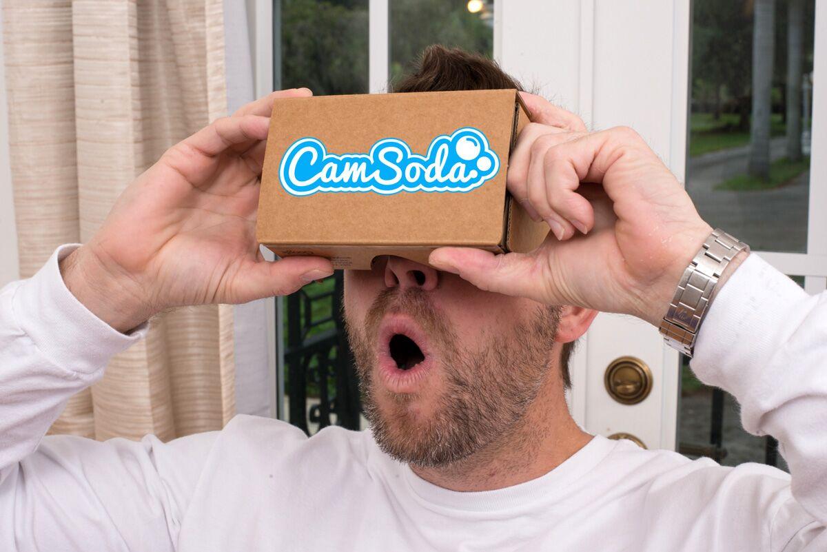 真正的新技术推动力在哪个领域,CamSoda 的 VR 成人服务给你个答案