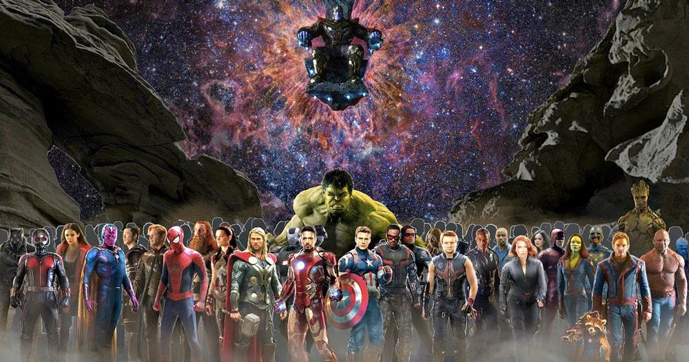 《银河护卫队》角色也要加进《复联 3》,漫威超级英雄们都打算在这部超级大片中集个合 | 理想生活实验室 - 为更理想的生活