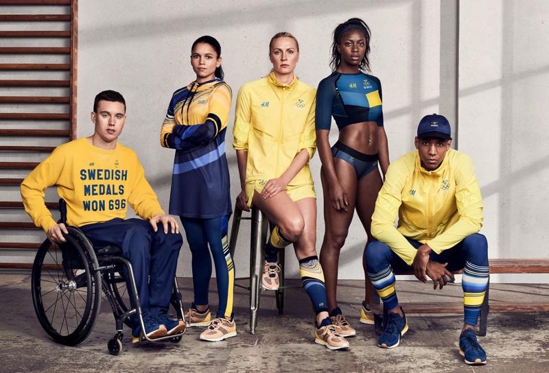 【里约奥运特辑】时尚还是运动风?各国奥运队服设计一次看个够   理想生活实验室 - 为更理想的生活