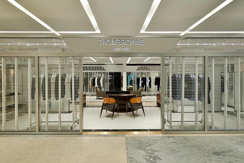 每日一图:Thom Browne 在中国开出首家男士精品店 | 理想生活实验室 - 为更理想的生活
