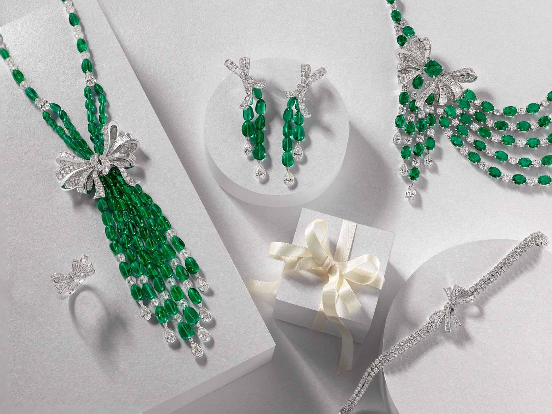 选上这八款华丽珠宝,让你可以美美过一个圣诞 | 理想生活实验室 - 为更理想的生活