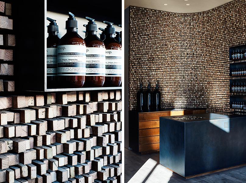 Aesop 在华盛顿的第二家门店,用了三万根百年历史的松木 | 理想生活实验室 - 为更理想的生活