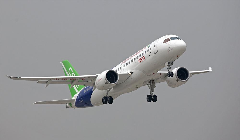 采用先进气动布局和新一代超临界机翼,比现役同类飞机的巡航效率更高