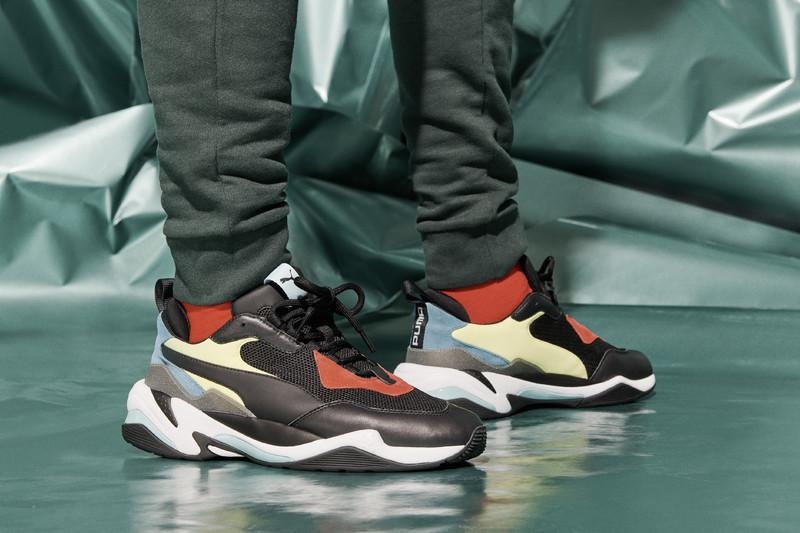 老汉色thunder_4 月 28 日消息,puma 推出全新 thunder spectra 鞋款,设计灵感来自