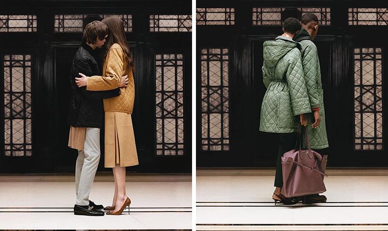 今日消费资讯 杨幂成为伯爵时尚大使 Riccardo Tisci 曝光 Burberry B Classic 别注系列造型大片