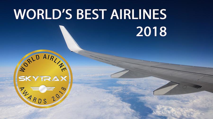 "Skytrax 2018 年世界航空奖公布,新加坡航空拿下""年度最佳航空公司"""
