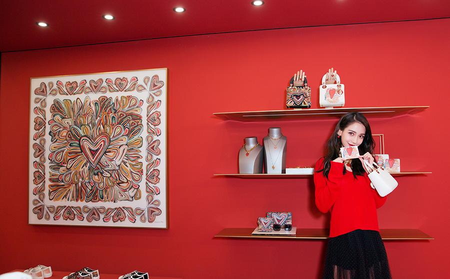 今日消费资讯:dior 在北京 skp 开出 dioramour 线下限时精品店