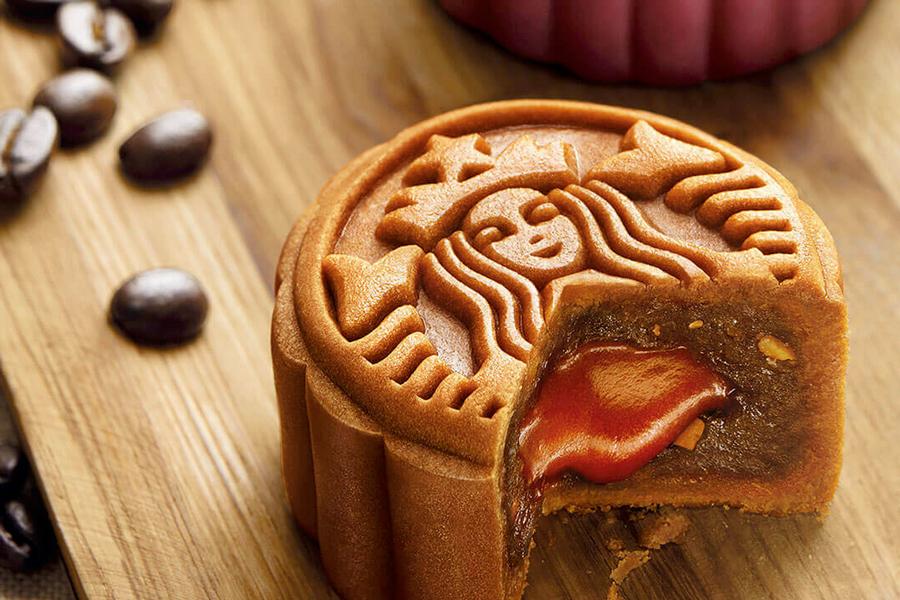 传统节日的新选择,星巴克月饼你喜欢吗?图片